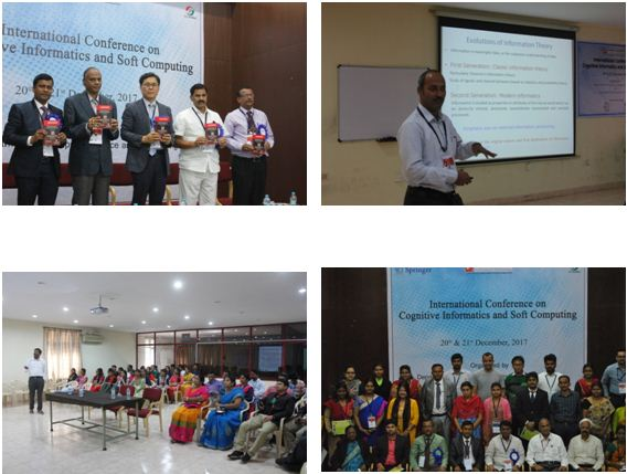 Two Day International Conference on cognitive Informatics & soft Computing on 20th & 21st December, 2017