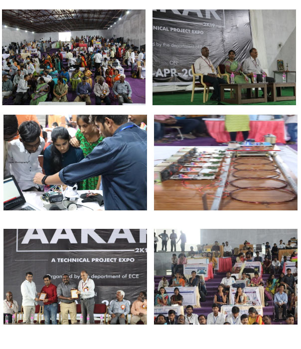 BTech Annual project exhibition