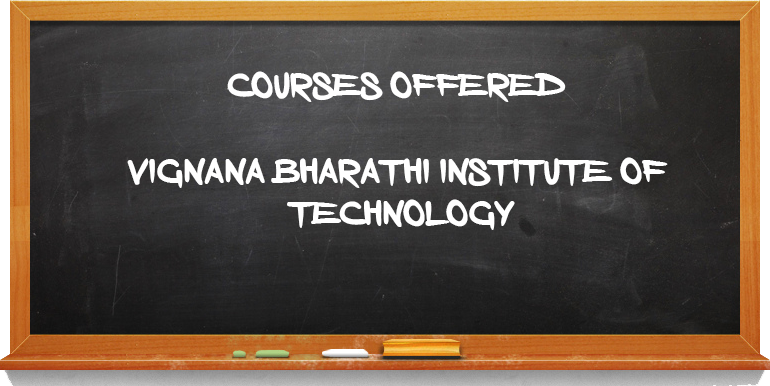 courses offered banner