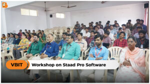 WORKSHOP ON STAAD PRO SOFTWARE