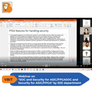 SOC and Security for ASIC/FPGA