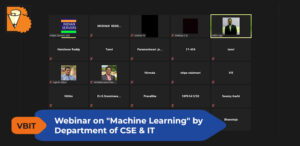 """Machine Learning"""" by Department of CSE&IT"""