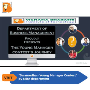 Swamedha - Young Manager Contest