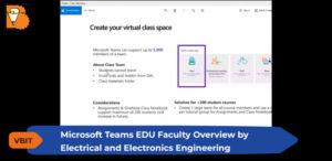 Microsoft Teams EDU Faculty Overview